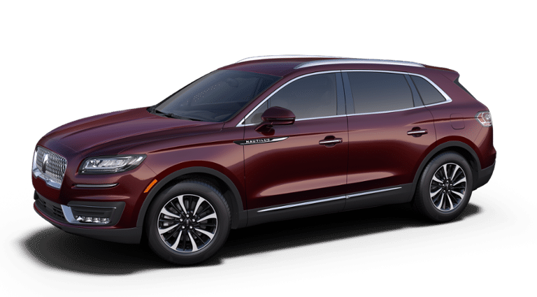 2019 Lincoln Nautilus Select Crossover